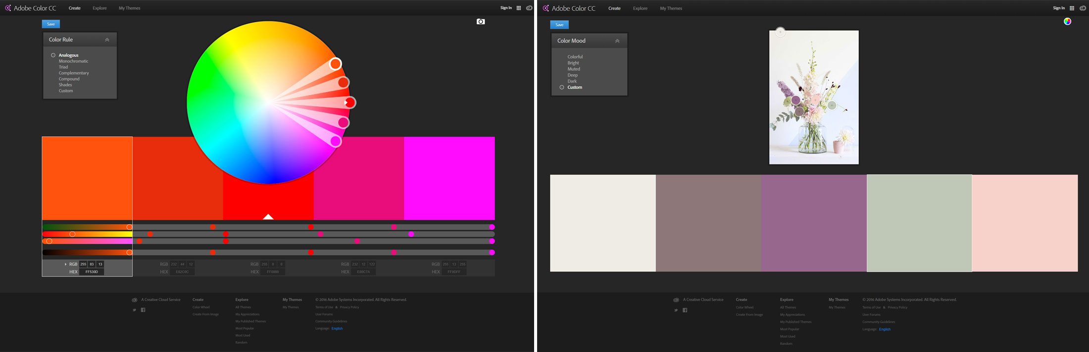 Adobe Colour CC